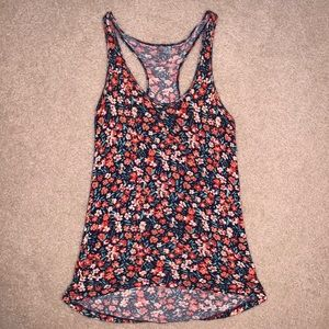 Nollie, floral pattern tank top